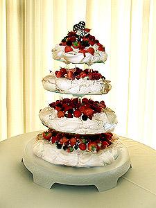 Pavlova Wedding Cake Recipe